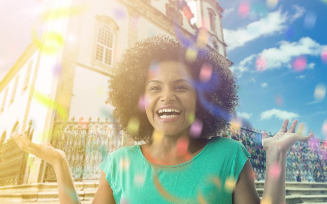 As melhores dicas para o seu cabelo ficar lindo e saudável no carnaval
